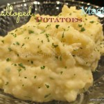 Scalloped Mashed Potatoes