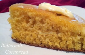 Read more about the article Skillet Buttermilk Cornbread