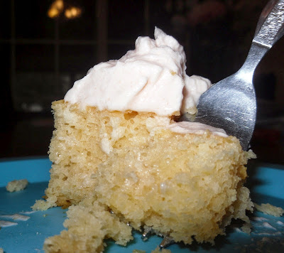 SunnyD Cake….Only 3 Ingredients