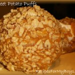 Sweet Potato Puffs