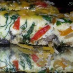 Stained Glass Frittata