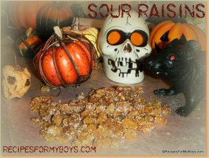 Sour Raisins