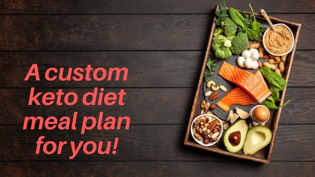 Lightweight Custom Keto Diet Plan
