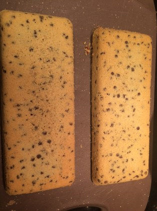 Out of the oven and ready to slice