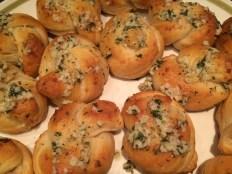 Garlic Knots!