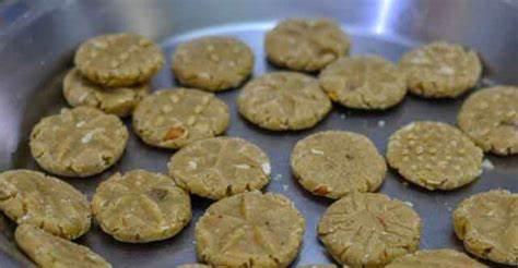 Thekua recipe in hindi