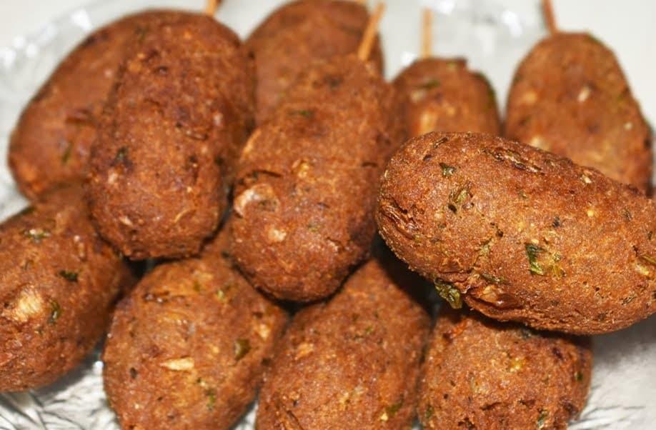 Soyabean Kabab 1