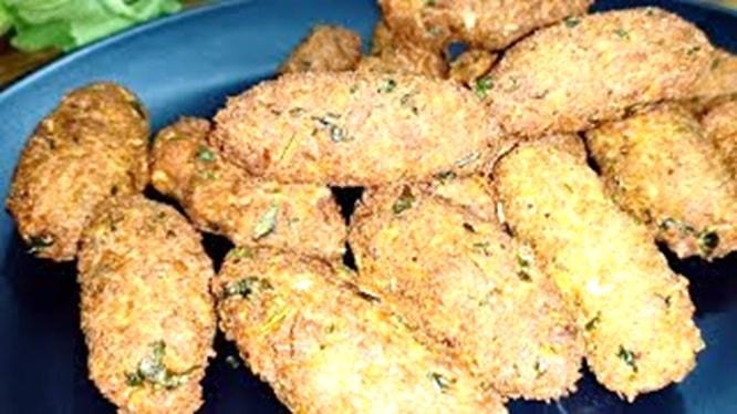 Soyabean Kabab1