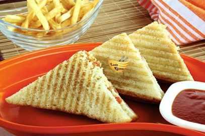 Bread Sandwich Recipe in Hindi
