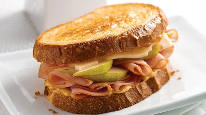 d6cd6327e385 Apricot-Dijon Ham Griller - RecipesNow!