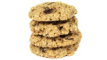 Cinnamon Raisin Oatmeal Cookies
