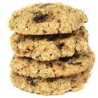 Cinnamon Raisin Oatmeal Cookies