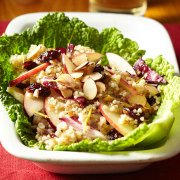 %name   Apple Bulgur Salad   RecipesNow.com