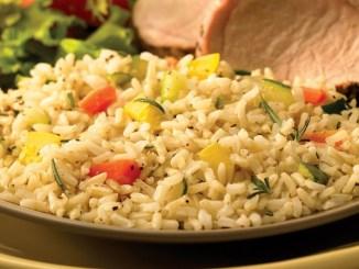 Confetti Rice Pilaf