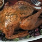 %name   Roast Turkey with Cranberry Orange Glaze   RecipesNow.com
