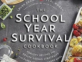 School Year Survival Cookbook - Review
