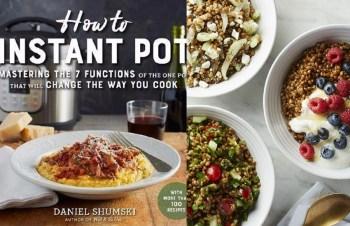 InstantPot 350x226   Whats New   RecipesNow.com