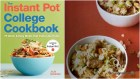 The Instant Pot College Cookbook - Pork Fried Rice - Review
