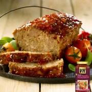 Sweet Thai Chili Glazed Meatloaf