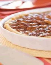 Pecan Pie in Puff Pastry
