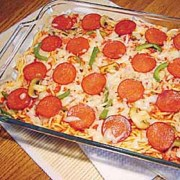 %name   Pepperoni Pizza Pasta   RecipesNow.com