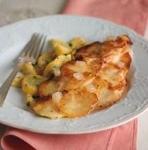 Potato Crusted Catfish