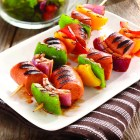 Fresh Fruit Kebobs