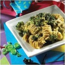 Crazy Curly Broccoli Bake