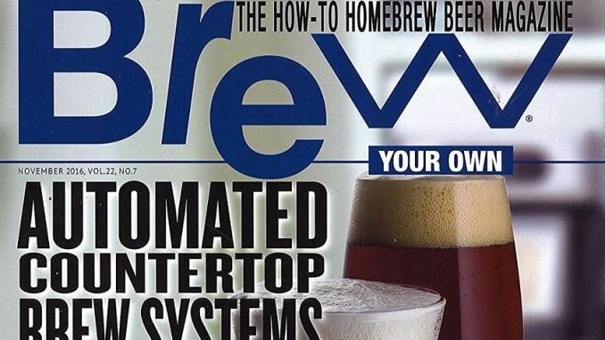 Brew Your Own Magazine   RecipesNow!