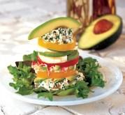 %name   California Avocado Mille Feuille   RecipesNow.com