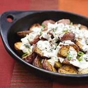 %name   Roasted New Potatoes   RecipesNow.com