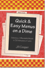 Quick And Easy Menus On A Dime