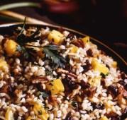 %name   Tutti Fruitti Rice Salad   RecipesNow.com