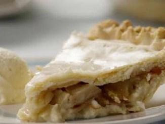Apple Glaze Pie