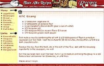 RecipeS 350x221   Taste Alike Recipes   RecipesNow.com