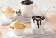 %name   Chocolate Fudge Pots   RecipesNow.com