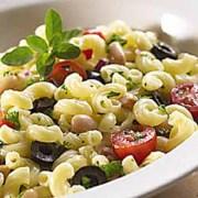 Macaroni Salad with Lemon and Olive Oil Dressing