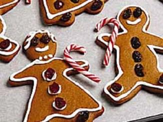 Raisin' Cane Gingerbread Boys & Girls
