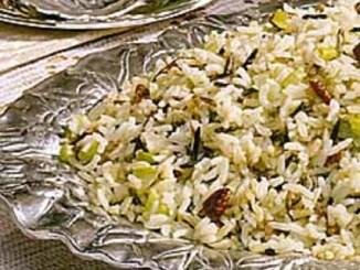 Royal Pecan Rice Bake