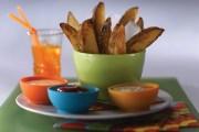 %name   Healthful Tasty Twists For Frozen Fries   RecipesNow.com
