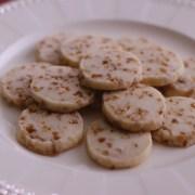 %name   Skor Bits Shortbread Slice Cookies   RecipesNow.com