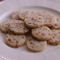 Skor Bits Shortbread Slice Cookies