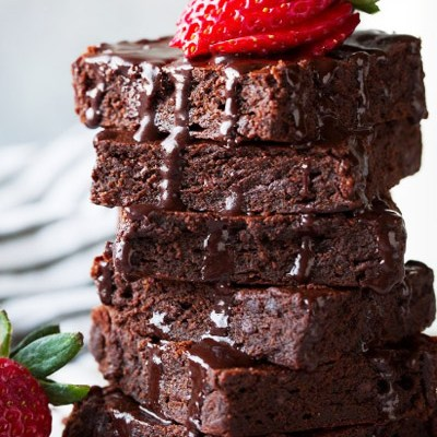 A Healthier Brownies You Will love it