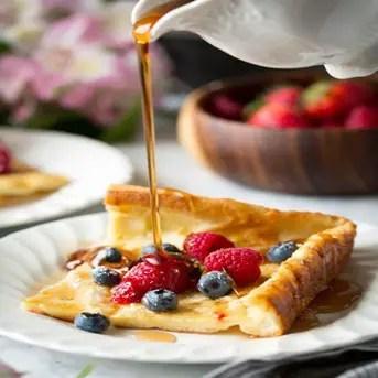 German Pancake Recipe
