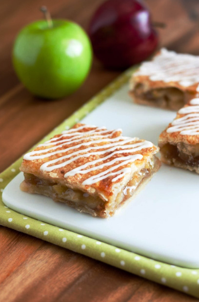 Apple Pie Bars Recipe