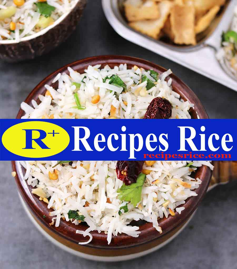 coconut rice recipes