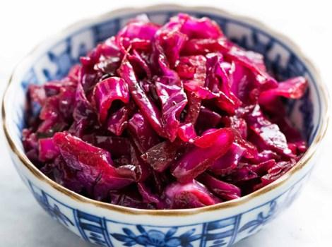 America S Test Kitchen Red Cabbage