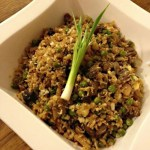 Faux Cauliflower Fried Rice ActiFry recipe