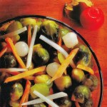 Festive Vegetables (make ahead)