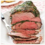 Slow-Roasted Herb Infused Beef (for Economical Cuts of Beef)